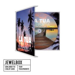 CD con Jewel Box