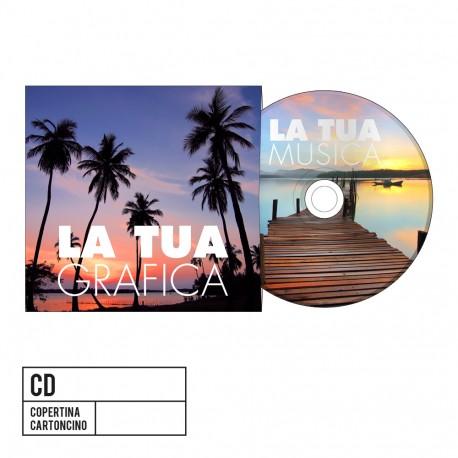 CD bustina cartone